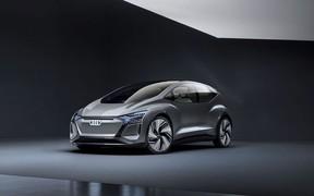 Мобільність для мегаполісів: Audi AI:ME