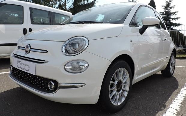 Модель Fiat 500 саме зараз за приємною ціною -  лише 389 900 грн!