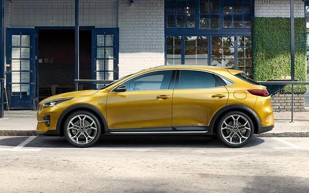 Модельний ряд Kia незабаром поповнить купе-подібний кросовер XCeed