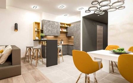 Модерн, урбан і мінімал в дизайнах тижня на DOM.RIA