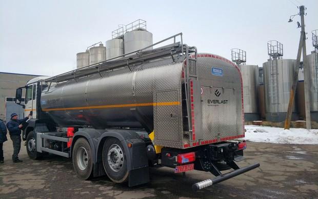 Молоковоз в 21 веке – это не просто бочка на колесах!