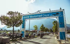 Мотослет BMW Motorrad Days