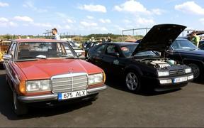 Может ли Украину наполнить европейский автохлам?