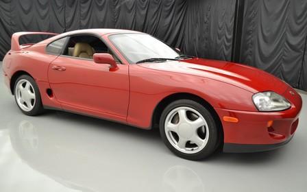 Муха не сидела! Toyota Supra 1994 года в 10 раз дороже новой