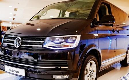 Multivan шостого покоління: універсальний мінівен для бізнесу чи сіменних поїздок