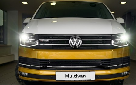 Multivan - універсальний мікроавтобус для найкомфортніших поїздок