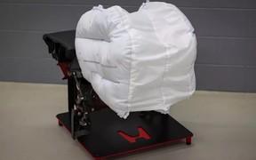 Мягкого столкновения. Honda представила «революционные» подушки безопасности. ВИДЕО