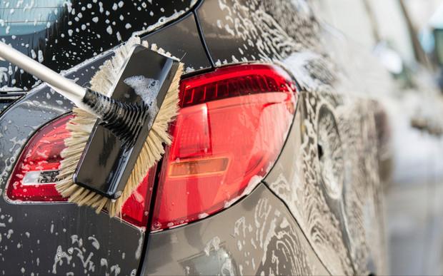 Мити чи не мити машину в мороз?