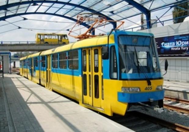 На этой неделе запустят вторую очередь  скоростного трамвая в столице