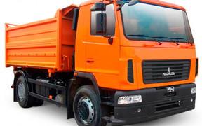 «На грузовые и специальные автомобили МАЗ цены снижены до 330 000 грн.!»