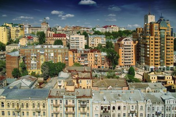 На киевскую недвижимость введут налоги