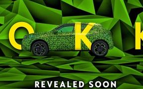 На любой вкус! Новый Opel Mokka получит ДВС, гибридный и электрический моторы. ВИДЕО