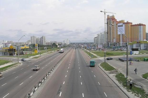 На реконструкцию проспекта Бажана увеличат финансирование