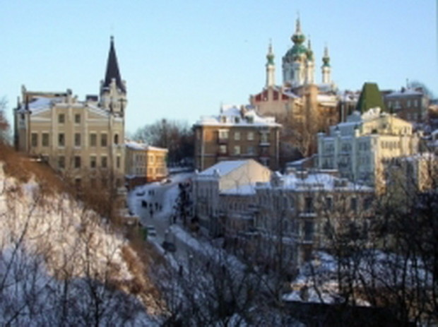 На реставрацию трех центральных улиц Киева выделят 2,5 млрд грн