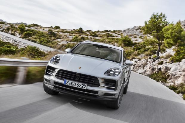 «На ринок виходить Porsche Macan S із новим турбодвигуном V6»