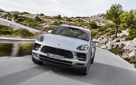 На ринок виходить Porsche Macan S із новим турбодвигуном V6