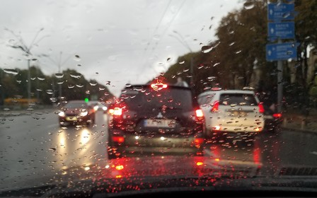 На своей шкуре. 5000 км на «дождевых» шинах Nokian Hakka Blue 2 SUV