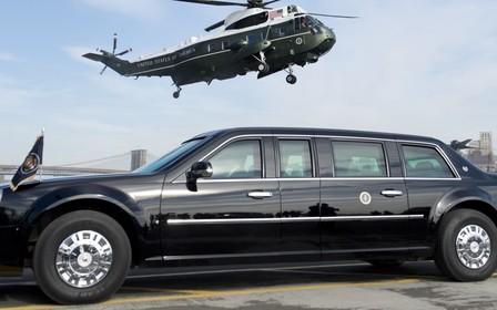 На транспортировку Трампа тратят 2614 долларов в минуту