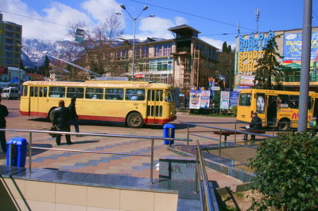 На транспортное развитие Крыма выделят 11 млрд гривен