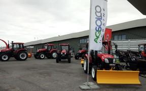 На выставке «АгроТeхника-2019» во Львове был представлен весь модельный ряд тракторов YTO