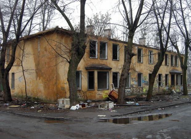 На заброшенные дома появился спрос
