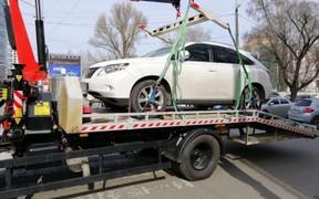 Нацполиция раскрыла преступную группу, ворующую машины со штрафплощадок