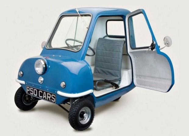 Найменший автомобіль у світі тепер доступний також в електричній версії
