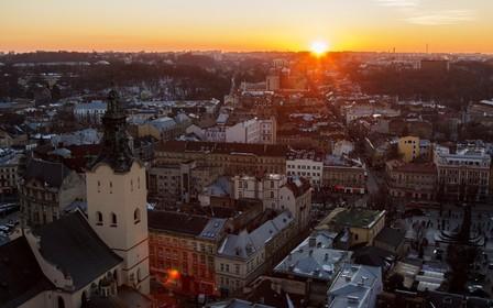 Назван лучший город Украины по качеству жизни