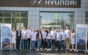 Назван победитель Олимпиады профессионального мастерства консультантов по сервису «Хюндай Мотор Украина»