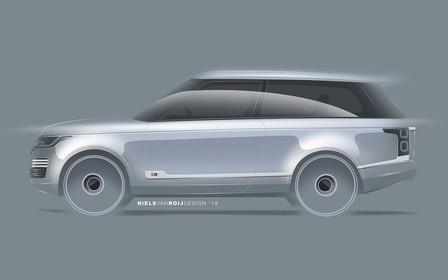 Не, дождетесь! Купе Range Rover построит независимое кузовное ателье