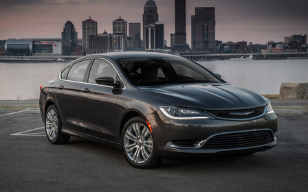 Не густо: У компании Chrysler осталось всего 2 модели