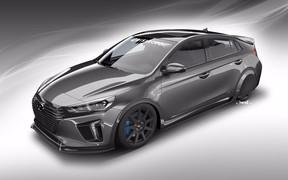 Не мощности ради: Hyundai Ioniq проапгрейдили для увеличения пробега на одном баке