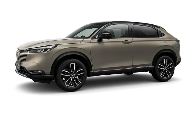 Не звертати уваги? Honda знехотя показала новий HR-V. ВІДЕО