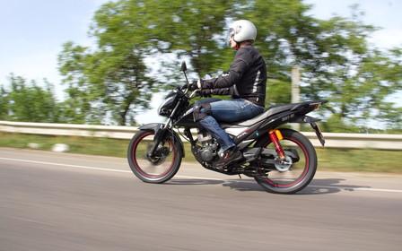 Не подведу! Тест-драйв мотоцикла Lifan LF-150-2E