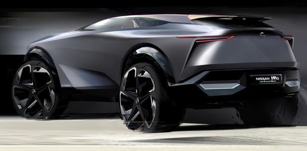 Не пропустите премьеру концептуального IMQ от Nissan на Женевском международном автосалоне 2019