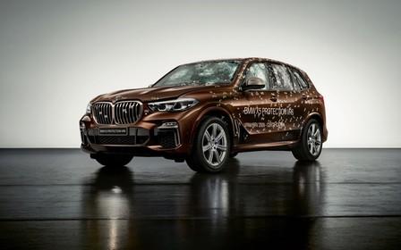 Не сдамся без боя! Как выглядит BMW X5 после очереди из АК47