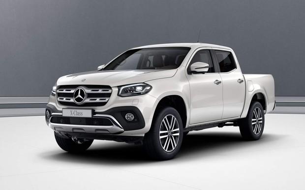 Не зашел. Mercedes-Benz прикроет производство пикапа X-Class