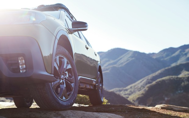 Недолго «Аутбек» старел. Subaru покажет машину нового поколения 17 апреля