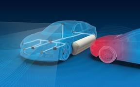 Немцы готовы производить наружные подушки безопасности для авто