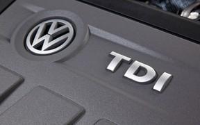 Немцы не спешат отказываться от дизельных Volkswagen