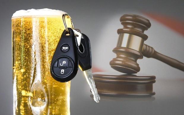 Нетверезі водії відповідатимуть за Кримінальним кодексом