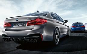 Неужели опомнились? Для BMW M5 готовят новый V8... возможно