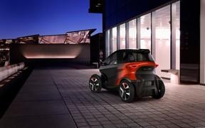 Нічого зайвого: максимально компактний концепт-кар SEAT Minimó