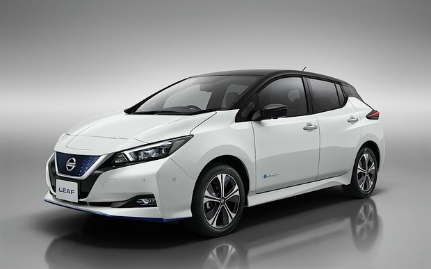 Nissan Leaf стал самым популярным электромобилем — и в Европе тоже