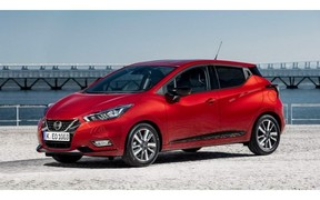 Nissan Micra 2019 оновився