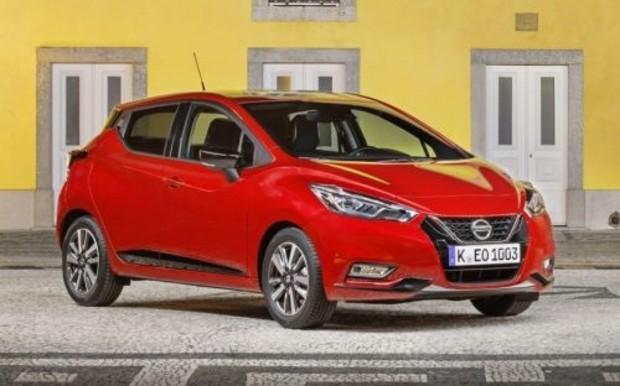 Nissan Micra для Європи: нові двигуни
