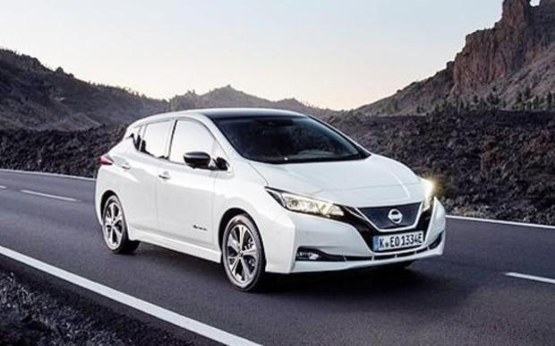 Nissan на CES-2019