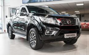 Nissan Navara від Кий Авто за спеціальною ціною!