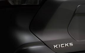 Nissan показал каким будет кроссовер Kicks
