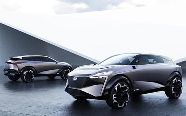 Nissan представила абсолютно новий концепт-кар IMQ